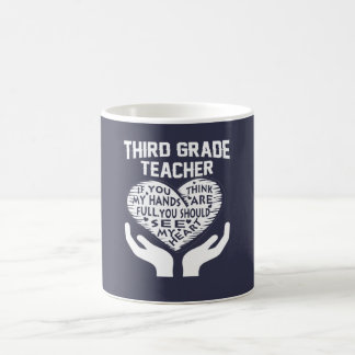 3rd Grade Teacher Coffee Mug