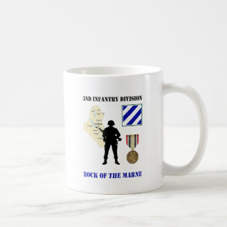 3rd Infantry Division Iraq War Vet Coffee Cup