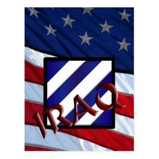 3rd Infantry Division Postcard