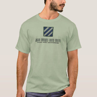 3rd Infantry: Jihad Works Both Ways T-Shirt