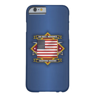 3rd Minnesota Volunteer Infantry Barely There iPhone 6 Case