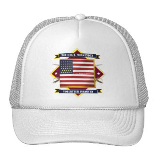 3rd Minnesota Volunteer Infantry Trucker Hat