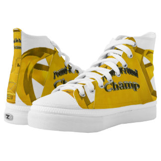 3rd Pattern; Pound-For-Pound High Tops