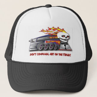 3rd Rail Trucker Hat