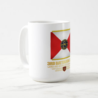 3rd SCV Cavalry Battalion Coffee Mug