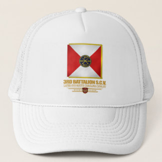 3rd SCV Cavalry Battalion Trucker Hat