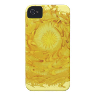 3rd-Solar Plexus Chakra Artwork #1 iPhone 4 Cover