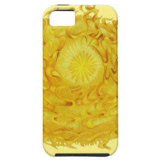 3rd-Solar Plexus Chakra Artwork #1 iPhone 5 Cases