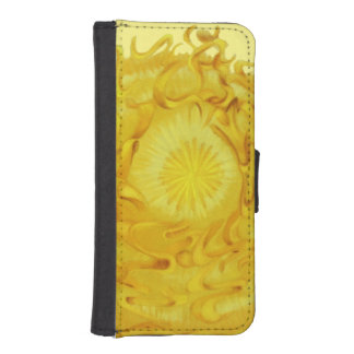 3rd-Solar Plexus Chakra Artwork #1 iPhone SE/5/5s Wallet Case