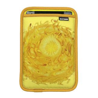 3rd-Solar Plexus Chakra Yellow Artwork #1 iPad Mini Sleeve