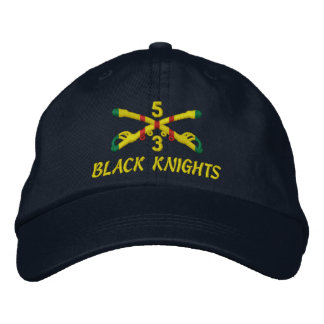 3rd Sqdn., 5th Cavalry Embroidered Hat