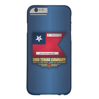 3rd Texas Cavalry Barely There iPhone 6 Case