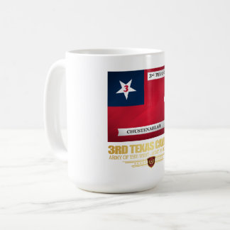 3rd Texas Cavalry Coffee Mug