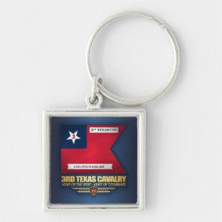 3rd Texas Cavalry Keychain