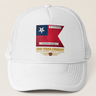 3rd Texas Cavalry Trucker Hat