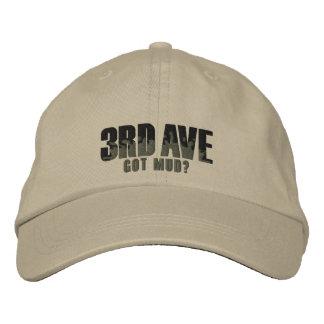 3rdAveGotMud2 Embroidered Hat
