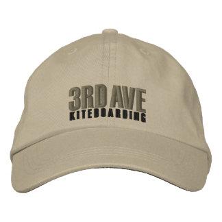 3rdAveKiteboardingStretch Embroidered Hat