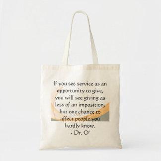 3SqMeals #948 Budget Tote Bag