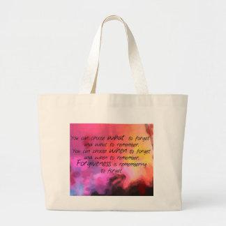 3SqMeals Tote Bag - Forgiveness
