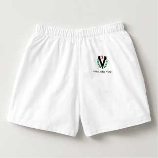 3VCustom Men's Boxercraft Cotton Boxers