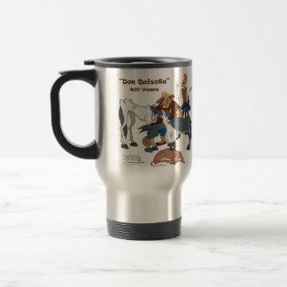 400 Years Don Quixote @QUIXOTEdotTV Travel Mug