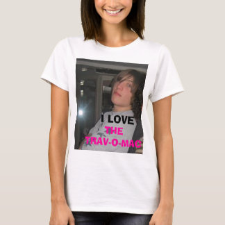 401929847_l, I LOVE , THETRAV-O-MAC T-Shirt