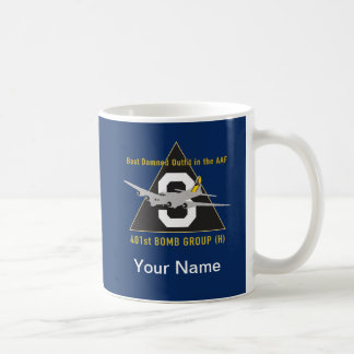 401st Bomb Group (H) Coffee Mug