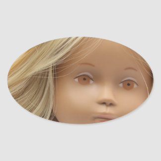 40223_Irka_0014 Oval Sticker