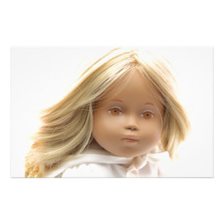 40223 Sasha baby doll Irka writing paper