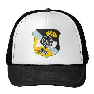 4025th Strategic Recon Squadron Mesh Hat