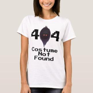 404: Costume Not Found T-Shirt
