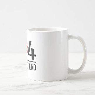 404 Mug Not Found
