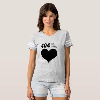 404 Not Found (Women) T-shirt