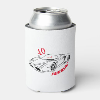 40 and Fantastic Can Cooler