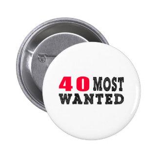 40 conceptions d'anniversaire drôles les plus voul badges
