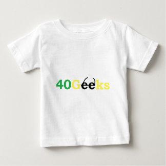 40 Geeks Stuff Baby T-Shirt