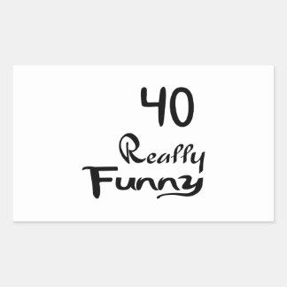 40 Really Funny Birthday Designs Sticker