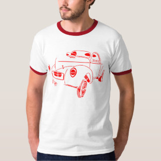 40 Willys Gasser T-Shirt