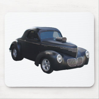 40 Willys Mouse Pad