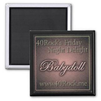 40Rock - Babydoll Magnet