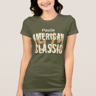 40th Birthday 1975 Year American Classic Z21 T-Shirt