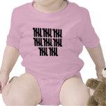 40th birthday baby bodysuits