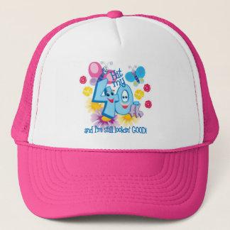 40th Birthday Gift Trucker Hat