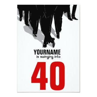 40s Birthday Party