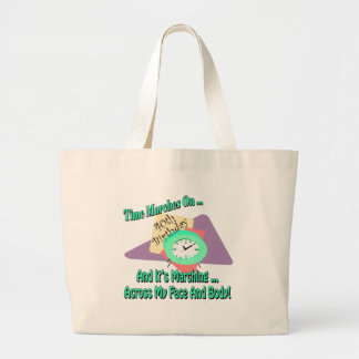 40th Birthday T-shirts and Gifts Large Tote Bag