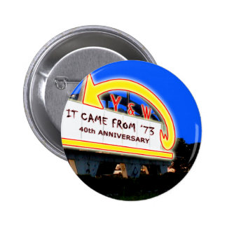 40th Drive-In Anniversary Pins