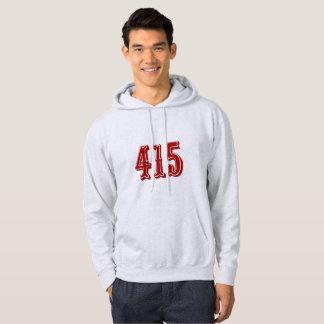 415 Area Code Hoodie