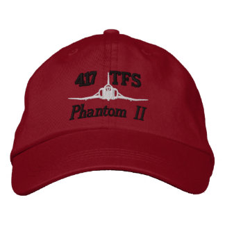 417th TFS F-4 Golf Hat