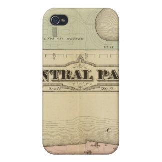 41 Central Park, île de Blackwells Coque iPhone 4/4S