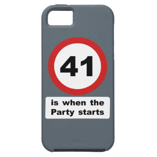 41 is when the Party Starts iPhone 5 Case
